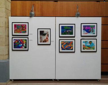 Leer más: Galería de arte IES Lola Flores
