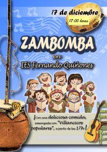 Leer más: Zambomba del Quiñones 2019