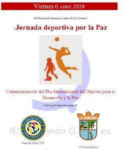 Leer más: Jornada deportiva por la paz