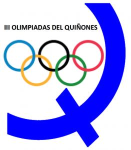 Leer más: III Olimpiadas del Quiñones