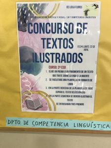 Leer más: Concurso de textos ilustrados